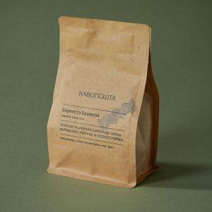 Кава «Барвиста Бразилія» з присмаком молочного шоколаду та горіха