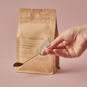Кава з нотками шоколаду та лісового горіха - Кавопошта