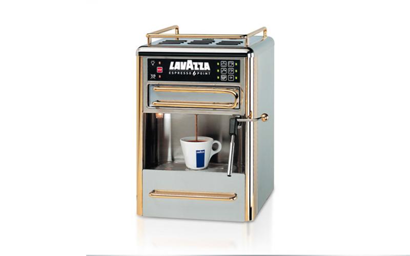 Кавові автомати Lavazza