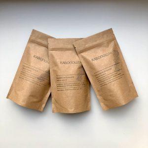 Дегустаційний набір кави з трьох міні-бандеролей